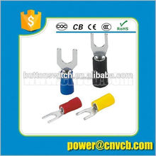Professional supplier cooper terminals, soft touch tube terminal with fully pvc insulated