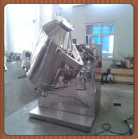 Dry food powder 3d motion mixer sell with ISO CE