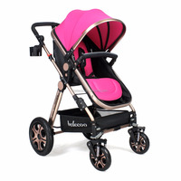 China good quality baby stroller wholesale factory baby carrier 535-S model with EN1888