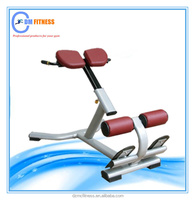 Ningjin High Quality Exercise Fitness Equipment/Life Fitness Adjustable Roman Chair for Back Exercise