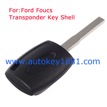 Blank Transponder Shell for Ford Focus Key with HU101 blade