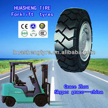 Chinese forklift tires 14-17.5 used for Industrial vehicles and forklift in good price