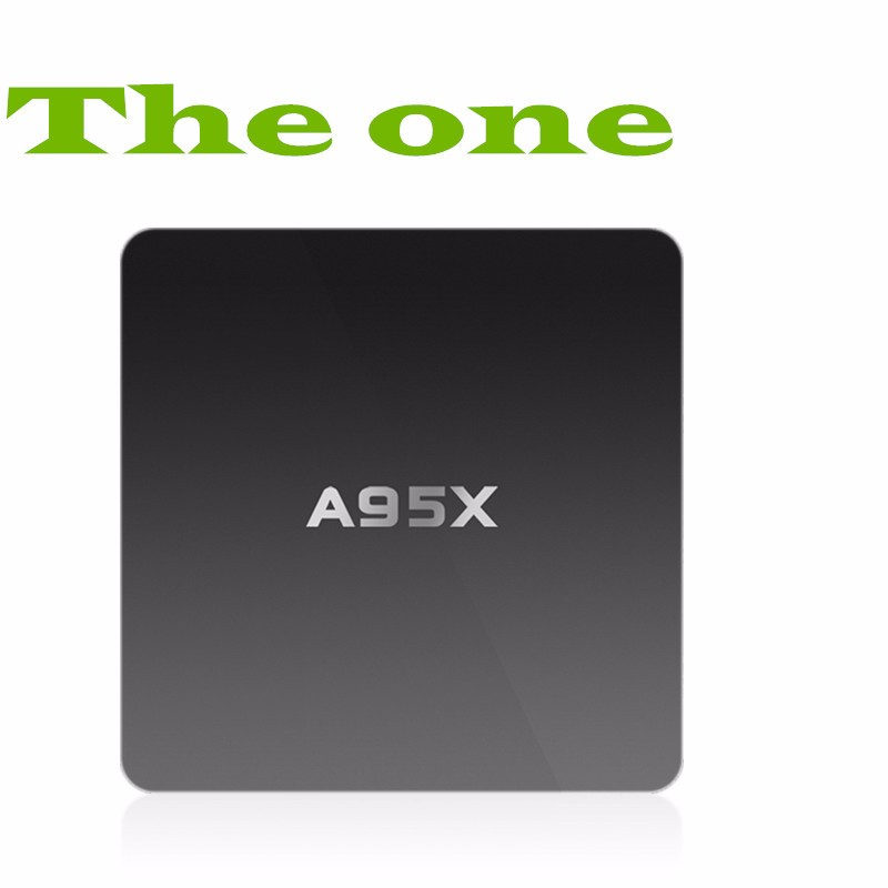 NEXBOX A95X B7N Max1/ 2GB RAM+8/16GB ROM Smart Android TV Box Android 6.0 Amlogic S905X Quad core 64Bit WiFi 4K HD Media Player