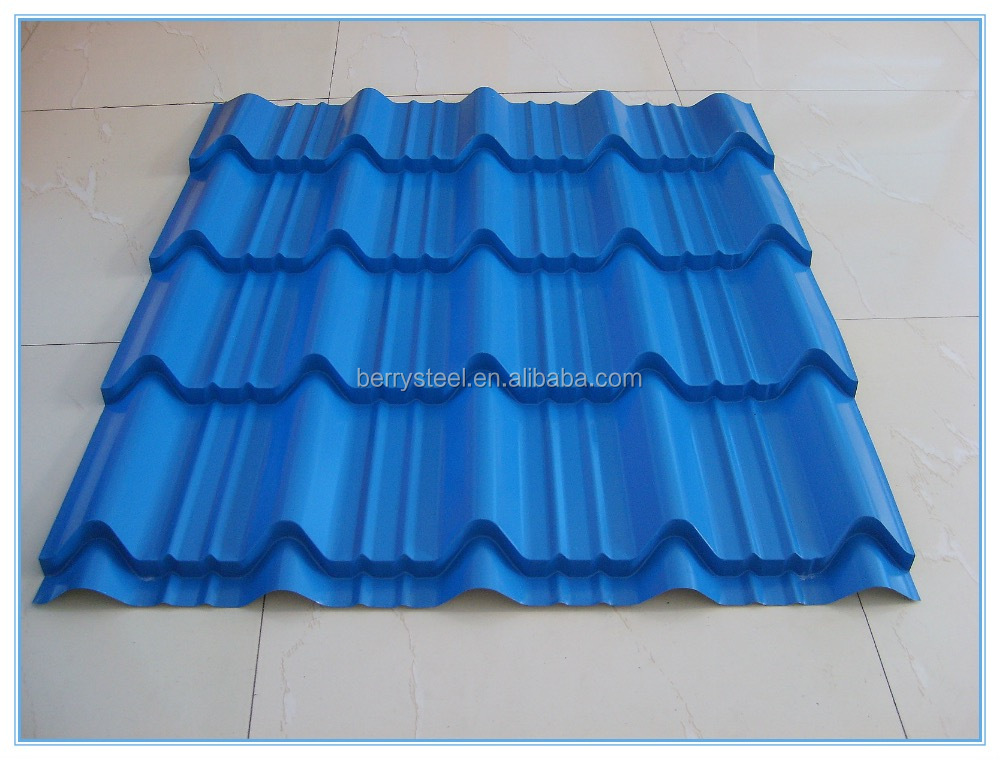 corrugation galvalume/gl steel sheet/steel metal roofing