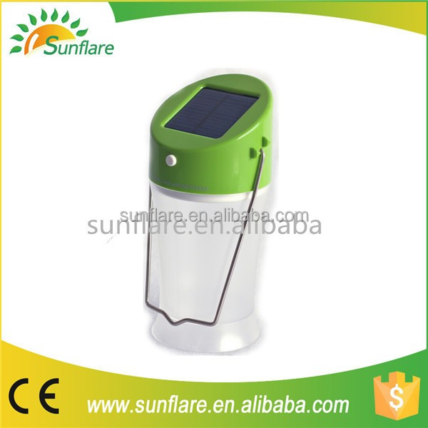 Hanging Solar lantern SF-101 for indoor and outdoor use with LIFEPO4 battery