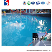 pure polyurea waterproof coating