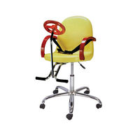 simple animal cartoon chair for barber shop