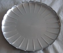 elegant charger plate
