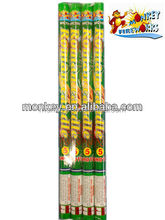 "0.8"" tube 5 shots High quality roman candle fireworks factory"