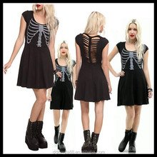 3d dresses women black new model dress 2014 women-dress-model