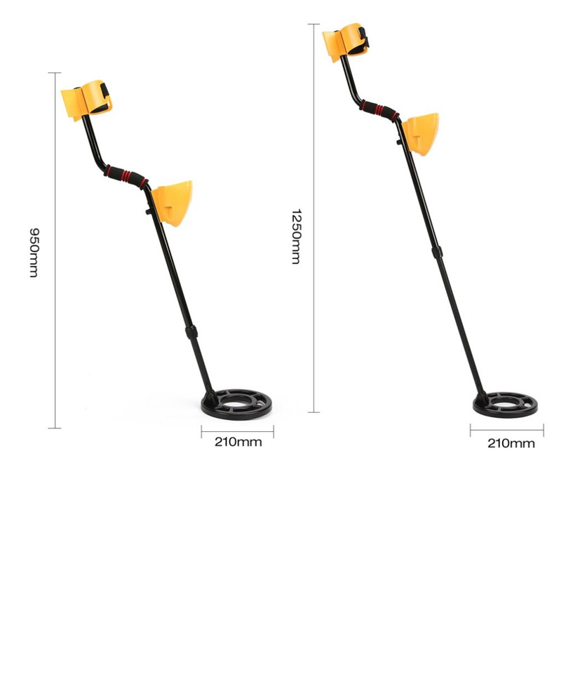 md3010ii metal detector