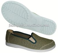 Popular Injection genuine leather kids shoes for outdoor and promotion,light and comforatable