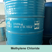 Chemical Solvent Methylene Chloride/Methylene di chloride/DMC/CAS NO.75-09-2