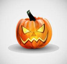 20 years factory customize 3d picture of helloween such as 3d picture of pumpkin