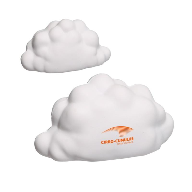 Pu Foam cloud stress ball