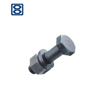 China Gold Supplier zinc galvanized bolts DIN 7990