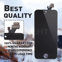 2016 New Products low price lcd digitizer for iphone 5 new arrival