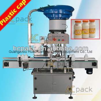 HCXG-1BL Single-head Full-automatic Capping equipment