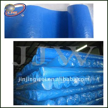 PE/PP Tarpaulin Rolls for cover,protection shelter UV treatment