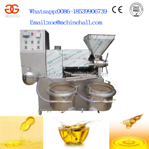 Automatic Seed Oil Press Machine Mustard Oil Press Machine Olive Oil Press Machine