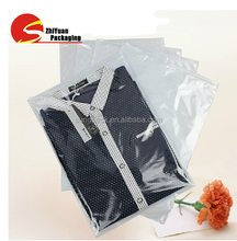 High Grade Factory Customized PVC EVA Material Soft T-shirt Clothes Underwear Bikini Plastic Packing Bags