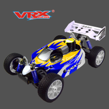 1 8 scale 4WD RC Nitro RC Car, off road Nitro Rc car