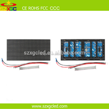 outdoor full color advertisment led display screen module rgb smd p10