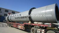 Sawdust Rotary Dryer from gold brand supplier--Hongfeng