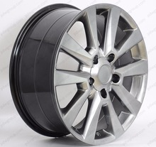 China alloy wheels plant Low Pressure casting rims for Toyota