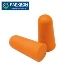 PARKSON SAFETY Taiwan Great Quality Economic Safety Foam Ear Protector Sleeping Earplug CE EN352 EP-509 disposable ear plugs