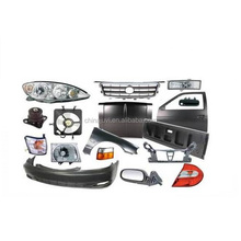 For Toyota corolla Camry hilux hiace van coaster bus land cruiser prado tacoma yaris vios RAV4 Head lamp bumper grille body kit