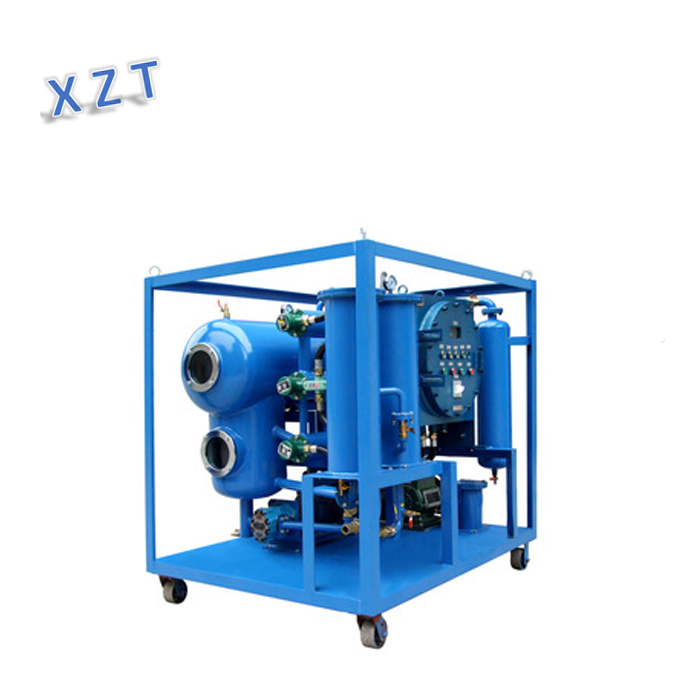 Chinese products transformer oil circulating device dielectric oil filtering machine