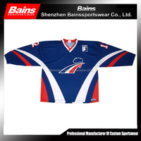 Dry fit team usa hockey jersey,dye sublimation hockey jerseys,youth hockey jerseys cheap