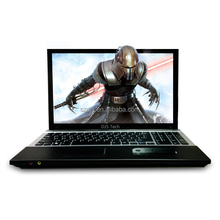 15.6 inch i3/i5/i7 optional gamer notebook with DVD