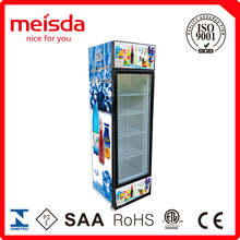 Hot sale SC235 B CE ETL supermarket fridge