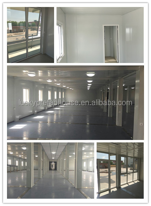 accommodation container prefabricated building cheap house building