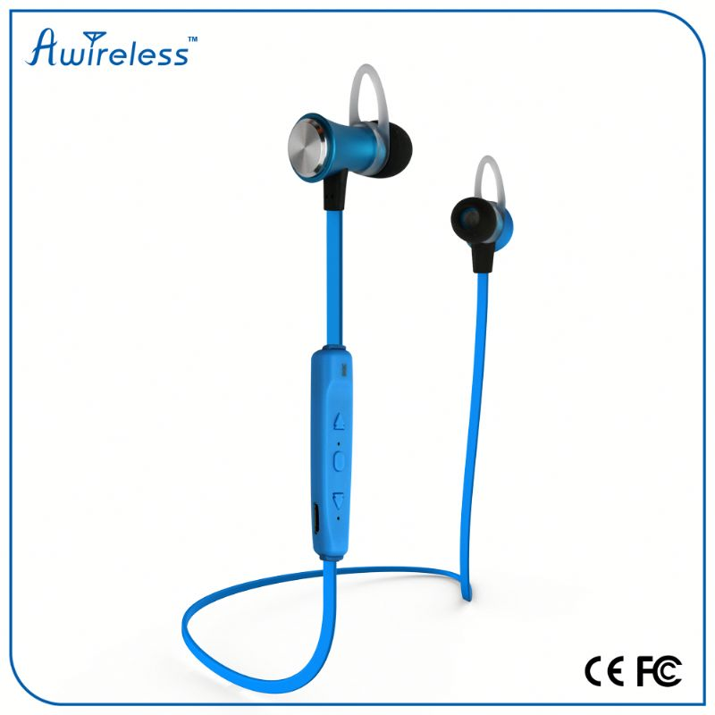 Aluminum earbuds Noise cancelling two way radio Aviation Heavy duty headset