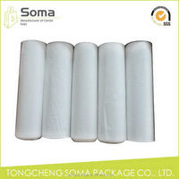 Top level best sell soft cling film food grade stretch film