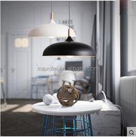 dome shape modern style kitchen pendant lighting for home decoration