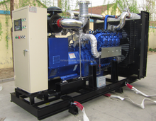 300kW natural gas/biogas generator with DEUTZ engine ( chp&canopy)