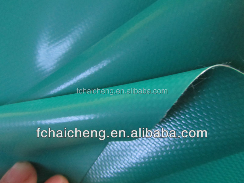 High strong tear resistant PVC truck cover tarpaulin sheet