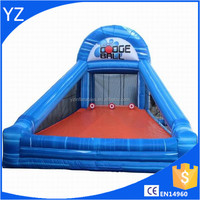 Inflatabel Water Dodgeball Game