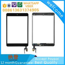 repair broken glass for ipad mini 3 digitizer glass full screen with original ic board with paypal