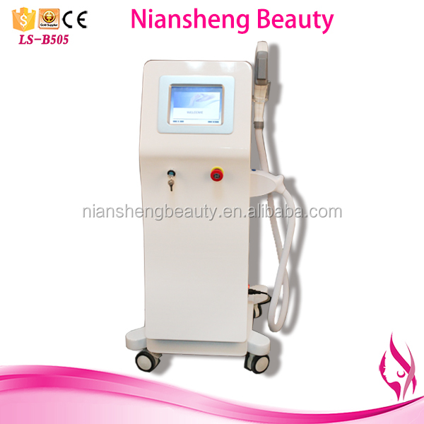IPL laser/ ipl hair removal machine/fast permanent shr ipl skin rejuvenation