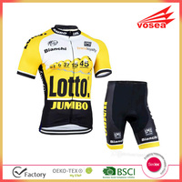 2016 Custom Sportswear type and OEM Service Supply Type Wholesale Cycling Jersey