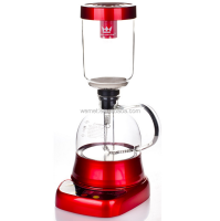 Electric Coffee Maker / Deluxe Siphon Coffee Maker