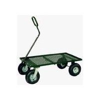 export hot sale mesh metal tool flower pot cart