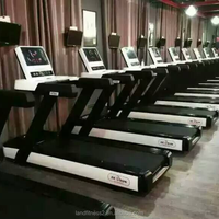 3HP Treadmills With Touch Screen Professional
