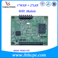 1 WAN +2 LAN WIFI Module Extend Wireless Fidelity Function Support WEP/WPA/WPA2