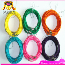 Durable High Strength Customized Color Elastic Bands For Wigs